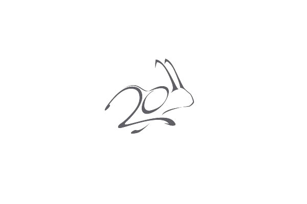 2011 Year of Rabbit logo