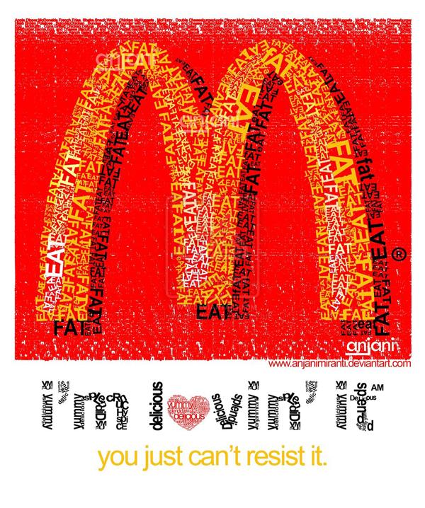 Eat McD Fat