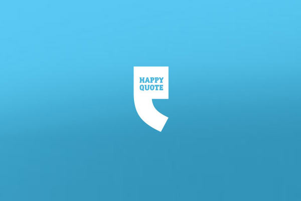 Happy Quote logo