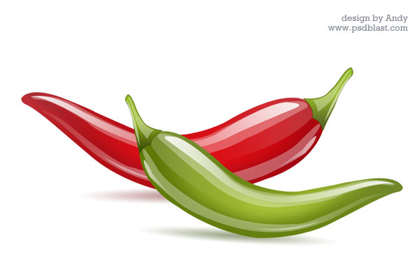 red green chili icon