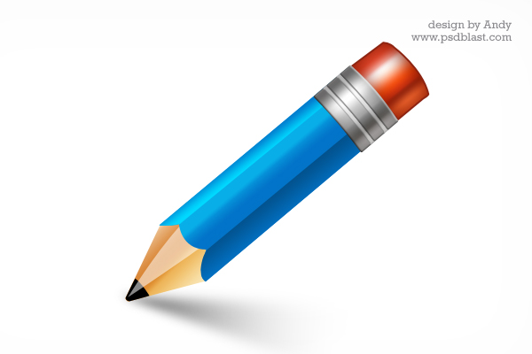 Writing Pad Icon PSD | Psdblast: psdblast.com/writing-pad-icon-psd