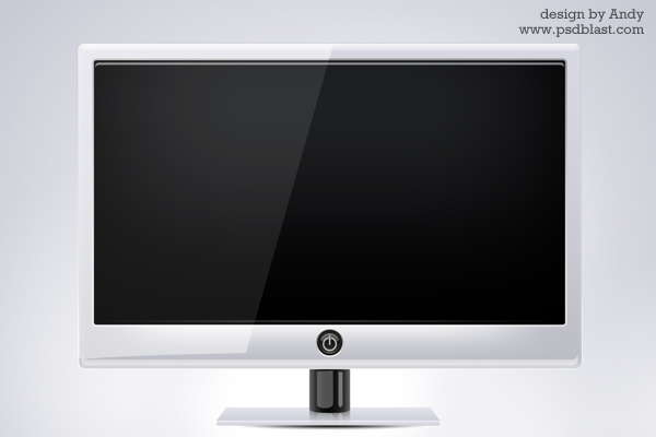 televison screen