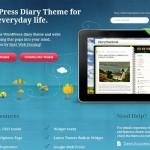 25 free wordpress theme, WP theme for designer