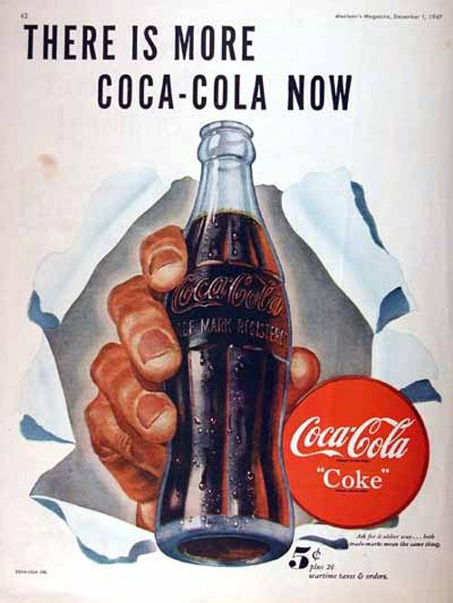 1920 Coca Cola ad