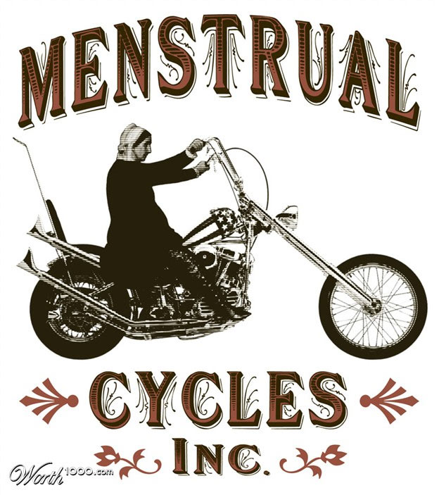 Menstrual Cycles, Inc Vintage advertisement