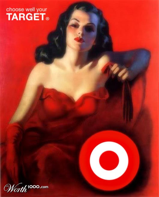 Red-Target-Vintage-Advertisement