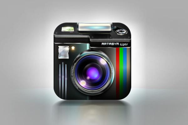 Camera Icon by Melvin ten Napel