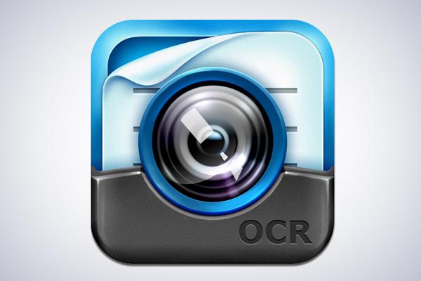 Camera Translator iOS App Icon by Hovav Gil