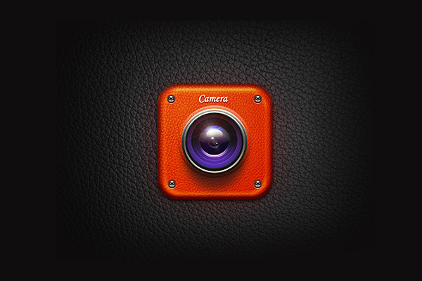 Camera iOS Icon by Paco