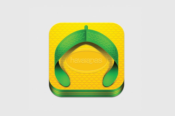 Havaianas by Raphael Lopes