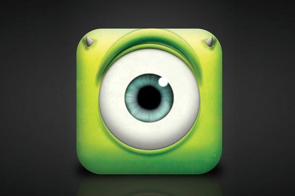 50 Excellent Inspiring iOS Icon- A iOS Designs Gallery