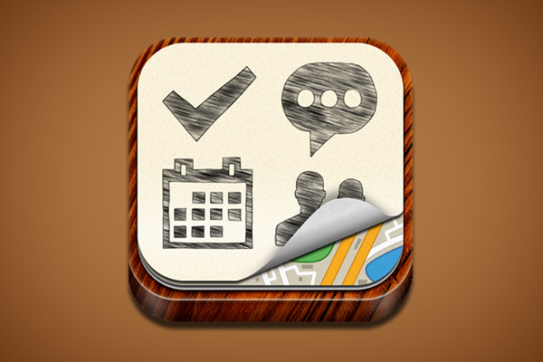Moredays+ iOS App Icon by Daniel Maslo