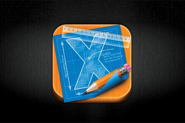 OSX Developer Board App Icon by Mario Bieh