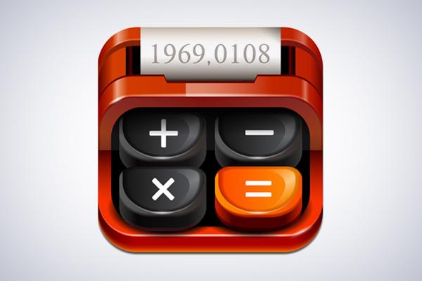 Red Valentine iOS App Icon design by chnvan