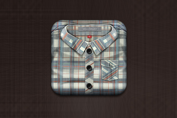 Shirt ios icon by Kylor