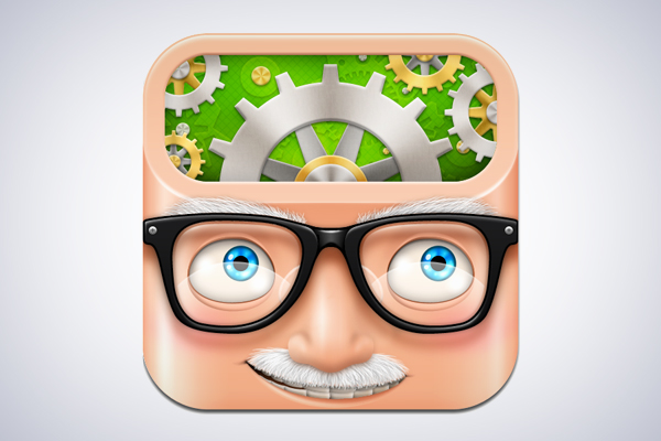 Trivial Free iOS App Icon by MobileFWD