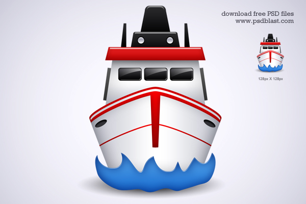 Free shipping transport icon