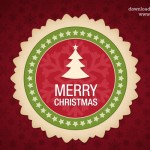 Christmas Design Element PSD