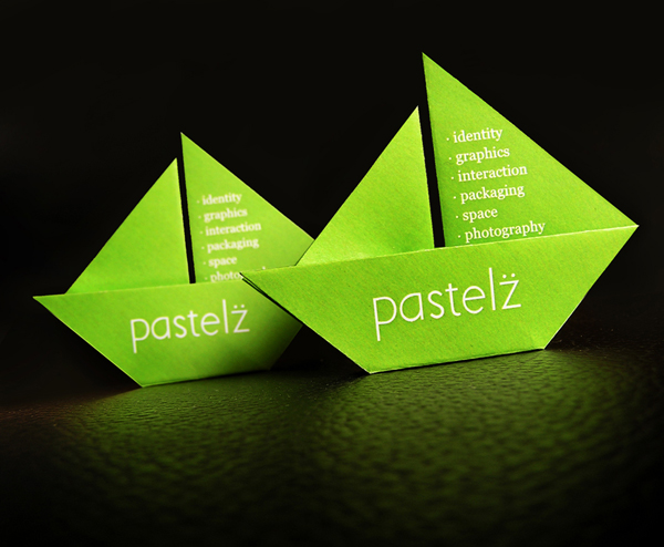 Pastelz Business Cards by neel