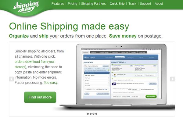 ShippingEasy for WP e-Commerce