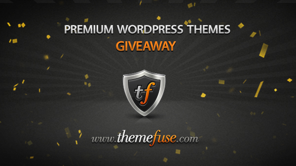 Winners Announced: 3 Standard WordPress Theme Licenses From ThemeFuse