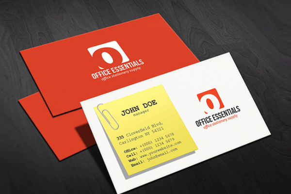 30 business card psd templates psdblast creative office supplies business card template colourmoves