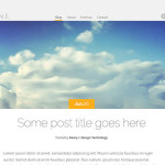 Free WordPress Themes, October 2013