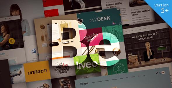 BeTheme Responsive Multi Purpose WordPress Theme