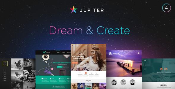 Jupiter Mult Purpose Responsive Theme