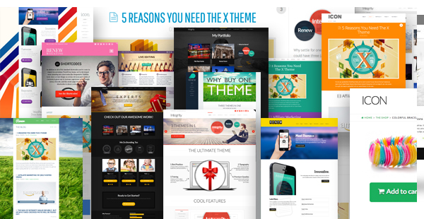 5 Stars Rating Premium WordPress Theme