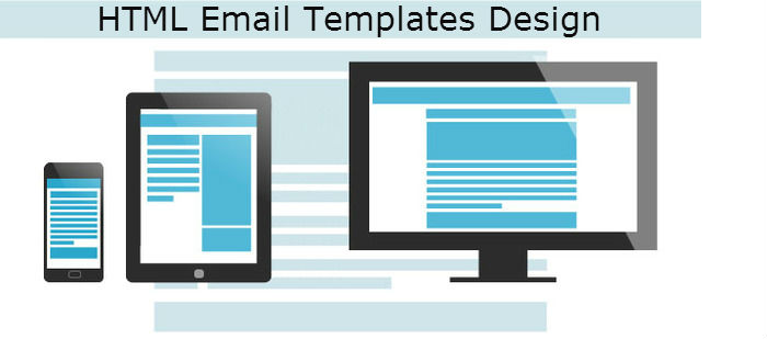 HTML Email Templates Design