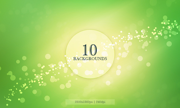 10 High-resolution Blurred Backgrounds