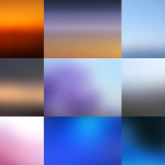 30 Free Blurred Backgrounds