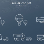 28 Transport Icons