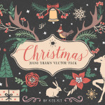The Christmas Collection - Hand Drawn Vector Pack