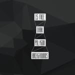 15 Dark Polygon Backgrounds