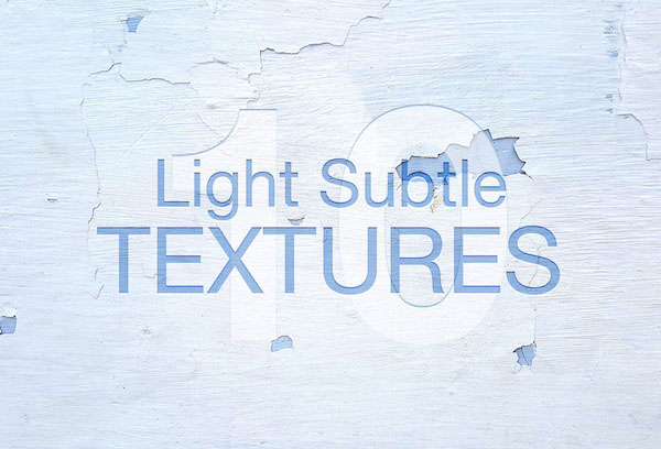 10 Free Light And Subtle Grunge Textures