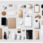 Coffee Stationery / Branding Mock-Up Bundle