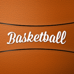 Basketball Texture Pattern PSD
