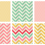 Free Herringbone Chevron Seamless Patterns PSD