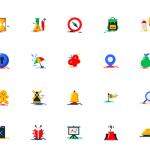 1000 Free Icons PSD