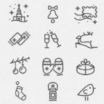 78 Free Christmas Icons