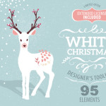 White Christmas Designer Toolkit
