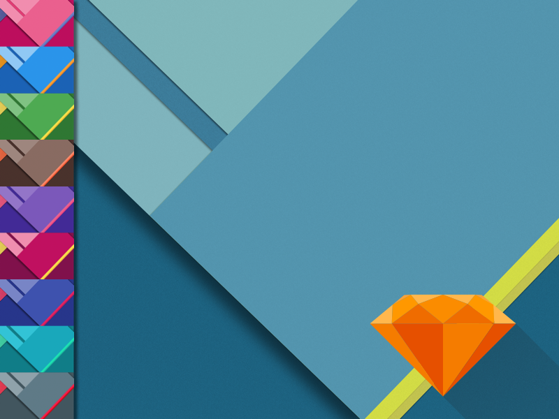 Free Material Design Wallpaper Set