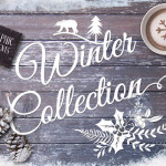 The Winter Collection - Hand Drawn Vectors, Patterns, Templates & More