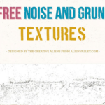 5 Free Noise and Grunge Textures