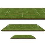 Free Football Pitch PSD