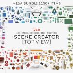 Scene Creator Mega Bundle