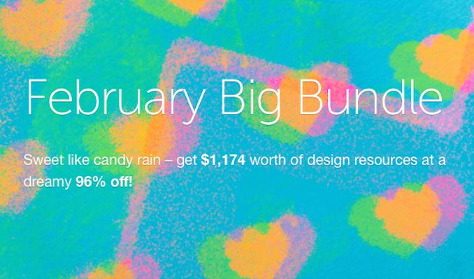 The February Big Bundle!