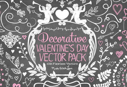 inkydeals-decorative-valentine-vector-pack-preview1